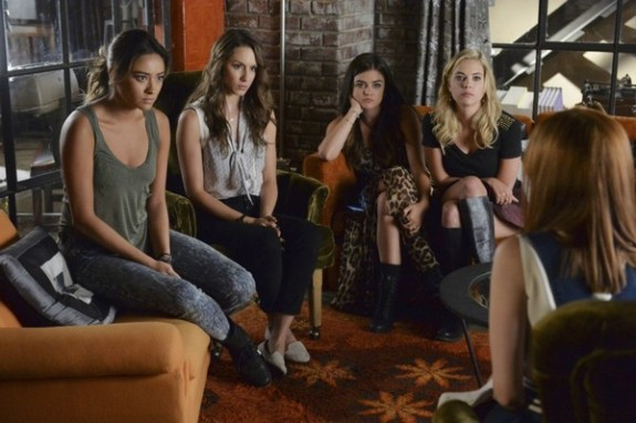 'Pretty Little Liars' Review Season 5, Episode 18 'A Machine Full of Secrets'