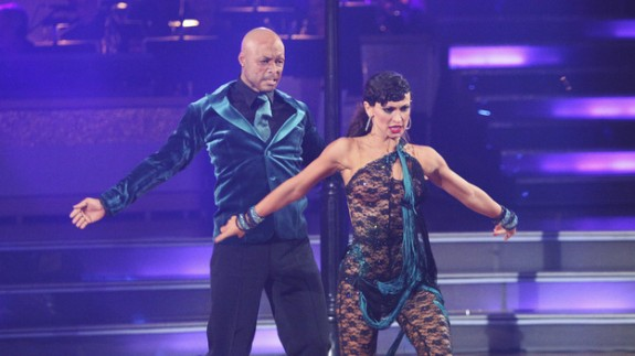 J.R. Martinez and Karina Smirnoff - DWTS FINALS