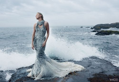 Charlize Theron - Vogue 2011 - 1