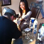 Brandy Removes The Manhood From Her New Tattoo – Photos