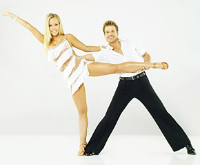 Dancing With The Stars 12 Partner Portraits