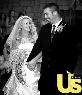 Teen Mom 2 - Leah Messer Wedding Photos