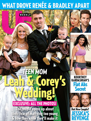 &#8216;Teen Mom 2&#8242; Leah Messer Wedding Photos