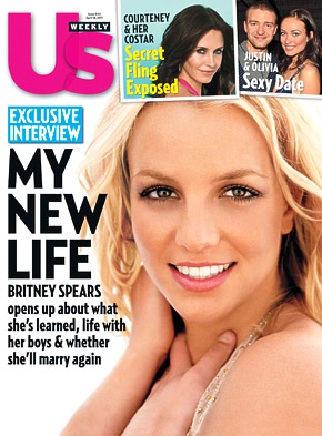 Britney SPears - Us Weekly Cover