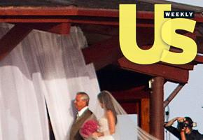 FIRST LOOK: Vanessa Minnillo & Nick Lachey Wedding PHOTOS