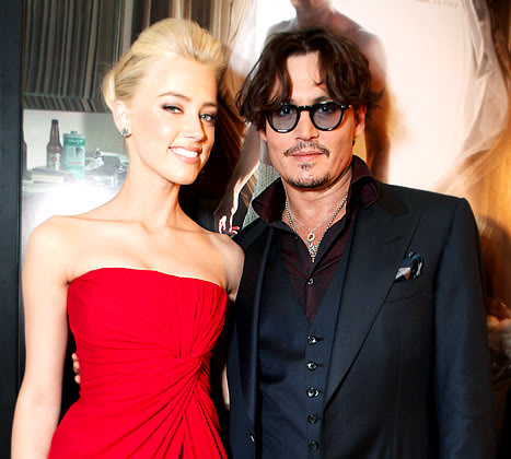Johnny Depp Heartbroken He Was Dumped By Amber Heard&#8230; For A Woman