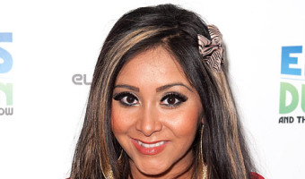 Jersey Shore's Snooki Has Put The Past Behind Her, Says She's A Changed Woman