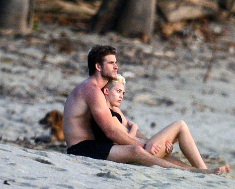 Miley Cyrus Accidentally Spills That She Is Married To Liam Hemsworth