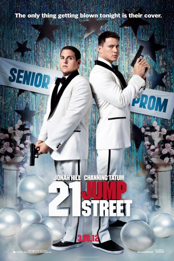 First &#8217;21 Jump Street&#8217; Poster is Fab