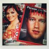 Katy Perry and Mark Zuckerberg - Facebook Announcement