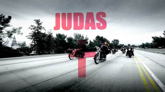 Judas - Born This Way - Lady Gaga