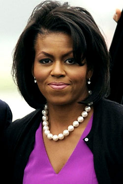 Michelle Obama Doing 'Extreme Makeover: Home Edition'