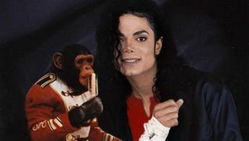 Michael Jacksons Family Abandons His Beloved Pet Chimp Bubbles