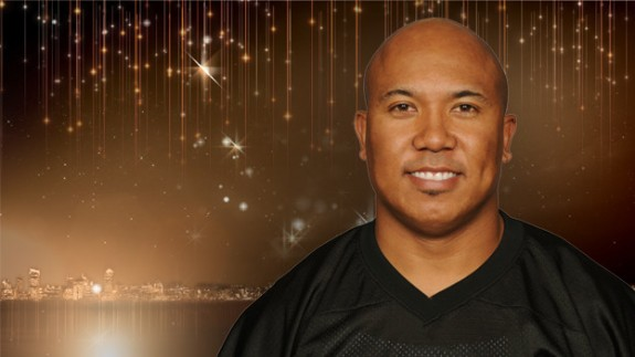 Dancing With The Stars Season 12 - DWTS 2011 - Hines Ward