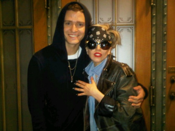 Justin Timberlake and Lady Gaga Do SNL