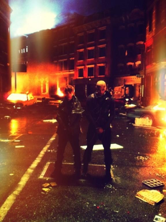 Chris Brown and Justin Bieber - Next 2 You