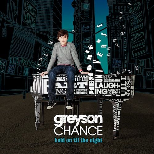 EXCLUSIVE: Greyson Chance 'Hold On 'Til The Night' CD & Signed Poster Giveaway