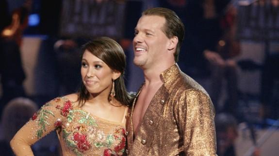 Cheryl Burke and Chris Jericho - DWTS