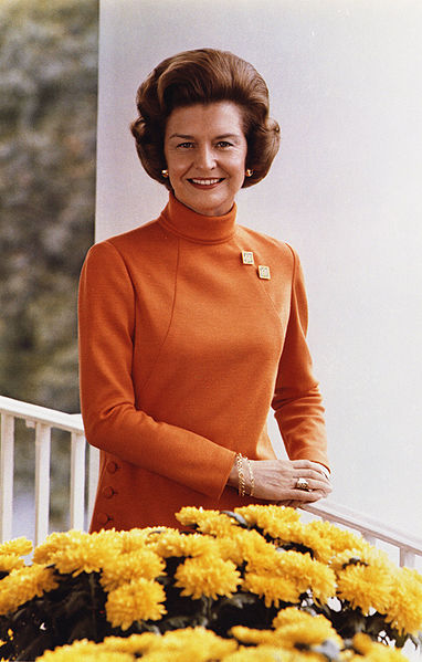 Photos: Betty Ford Dead At 93