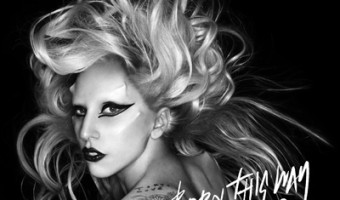 Lady Gaga Born This Way Official Cover Art