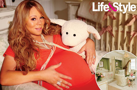 FIRST LOOK: Inside Mariah Carey Twin's Nursery – Photos