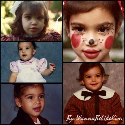Kim Kardashian Baby Pictures