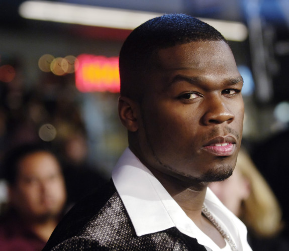 50 Cent Supports Gay Marriage: 'I Want People To Be Happy'