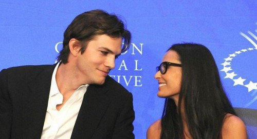 Demi Moore And Ashton Kutcher's Secret Rendevous