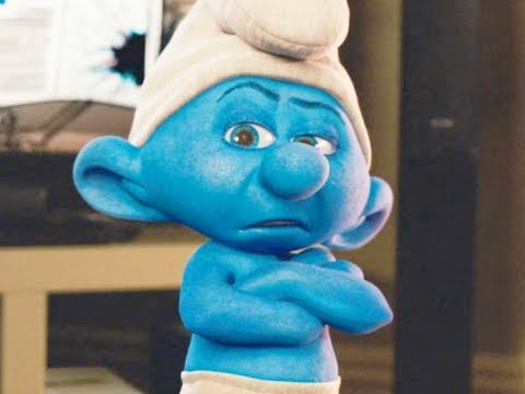 The Smurfs Film Producers Are Facing A Blue Lawsuit From Construction Worker Ryan Rodriguez