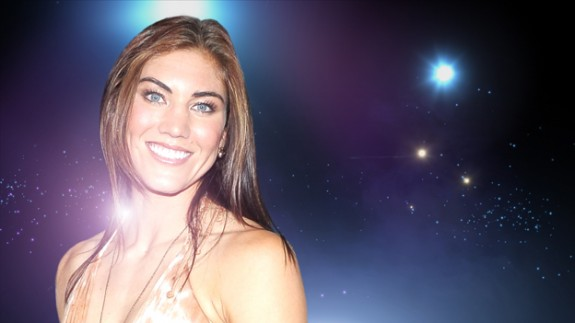 Dancing With The Stars 13 -  Hope Solo