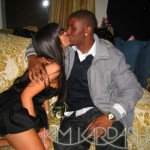 Kim Kardashian and Reggie Bush Heating Back Up??
