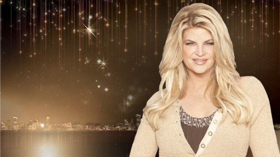 Dancing With The Stars Season 12 - DWTS 2011 - Kirstie Alley