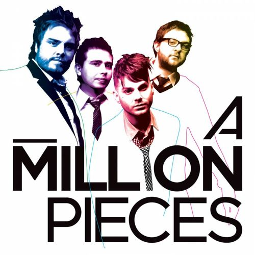 It's 'A Million Pieces' Album Giveaway!