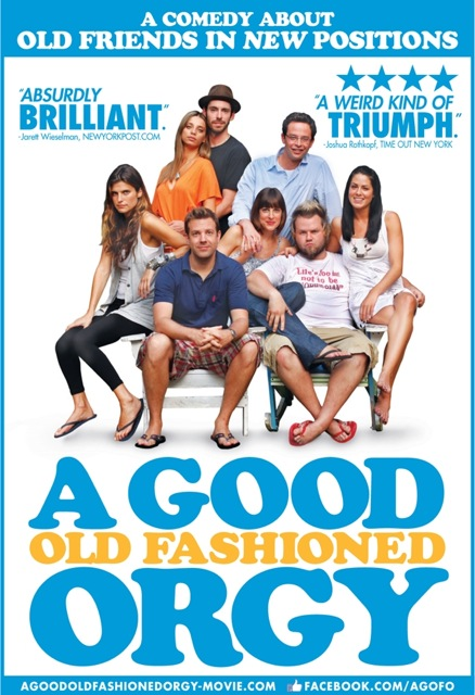 WATCH: 'A Good Old Fashioned Orgy' RED BAND Trailer