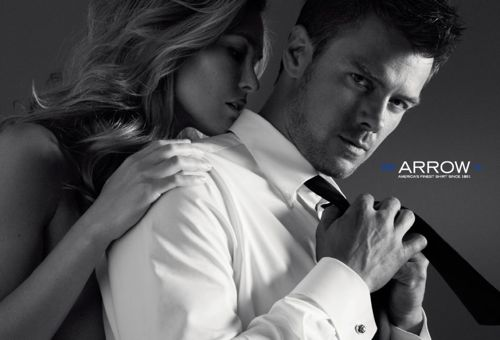 PHOTOS: Bar Refaeli and Josh Duhamel Are YUMMO For Arrow Line