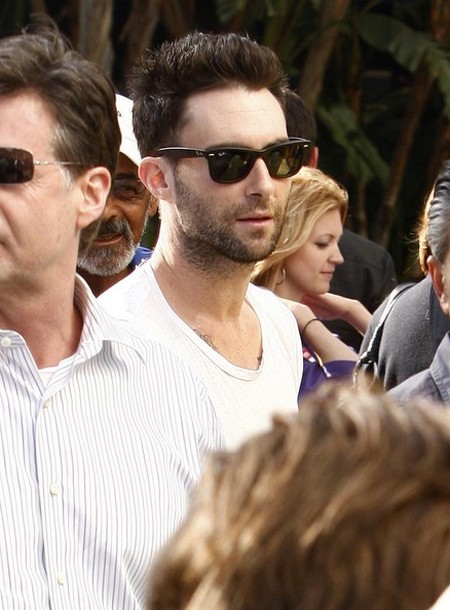 Adam Levine Breaks Off With Anne Vyalitsyna