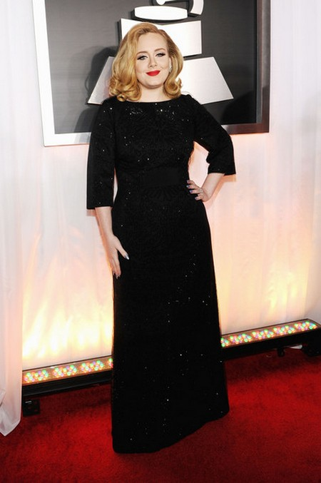 Adele Masters Her Weight Problem  Did She Have One?
