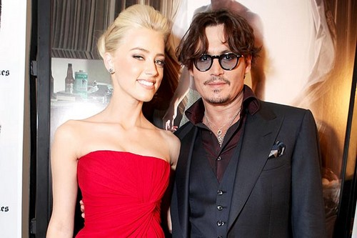 Johnny Depp and Amber Heard Back Together again