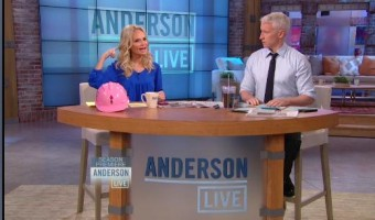 Anderson Cooper's Chatshow Not Renewed For Third Season, Warner Bros Says In A Statement