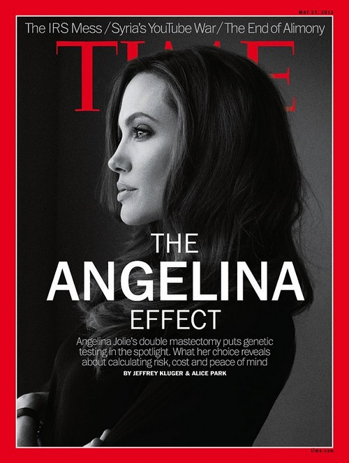 AnAngelina Jolie Plans to Do Biopic on Her Mother's Life