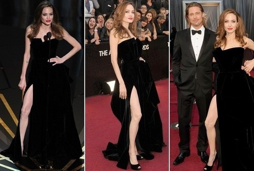 Angelina Jolie Doesn't Know Or Care About 'Jolieing' Leg Pose Craze
