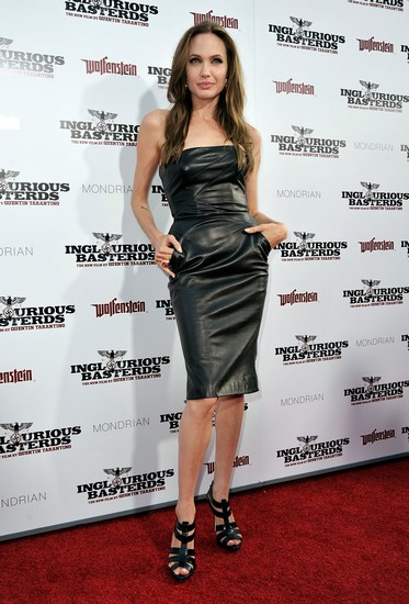 "Premiere Of Weinstein Co. ""Inglourious Basterds"" - Arrivals"