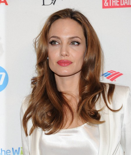 Angelina Jolie Crazy Jealous As Brad Pitt Crushes On Berenice Bejo