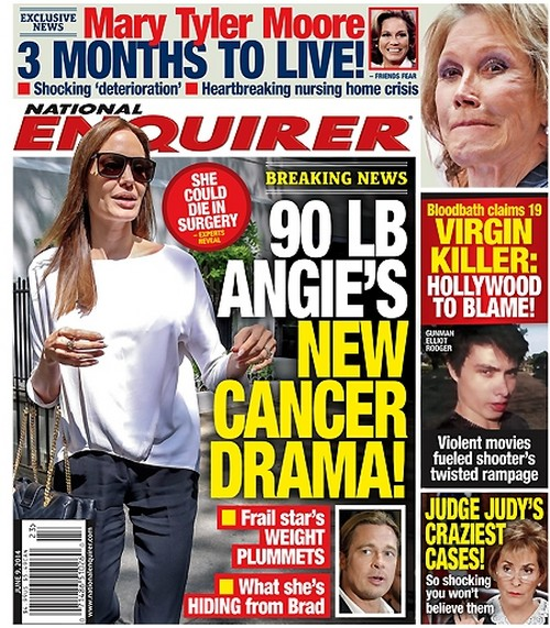 Angelina Jolie Massive Weight Loss Has Brad Pitt Worried About Her Final Surgery