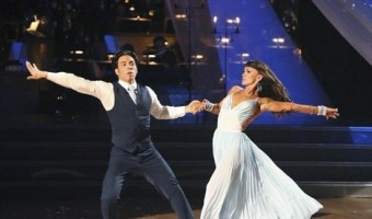 Apolo Anton Ohno DWTS All-Stars Cha Cha/Paso Doble Fusion Video 11/5/12