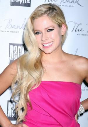 Avril Lavigne 30th Birthday At The Bank Nighclub