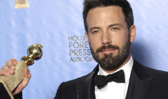Ben Affleck Golden Globes