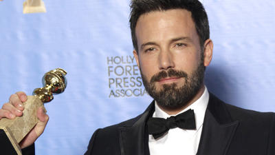 "Ben Affleck Taking A Break From Acting After His Oscar Win: ""I've Been Eating Ice Cream On The Couch"""