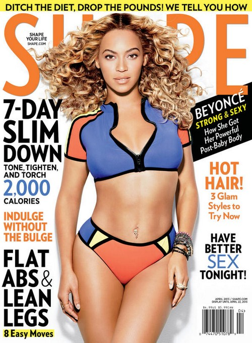 Beyonce Dishes On How She Got Her Powerful Post-Baby Body (Photo)