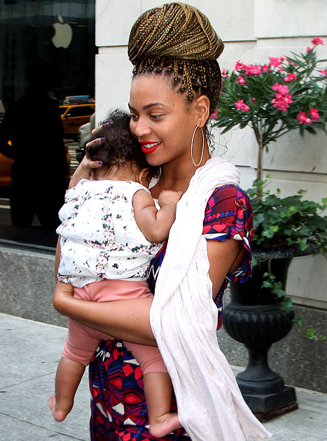 Beyonce Blue Ivy